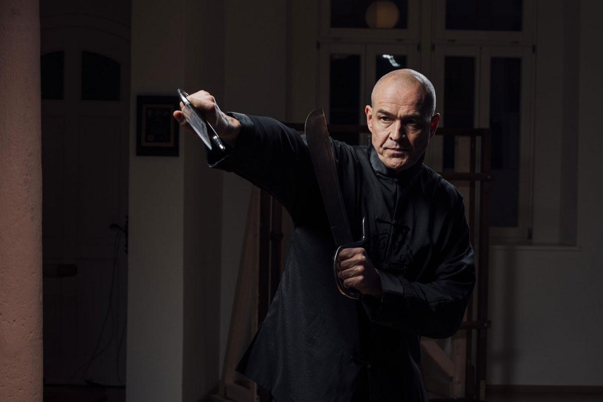 Wing Chun Kung Fu Baat Jaam Do
