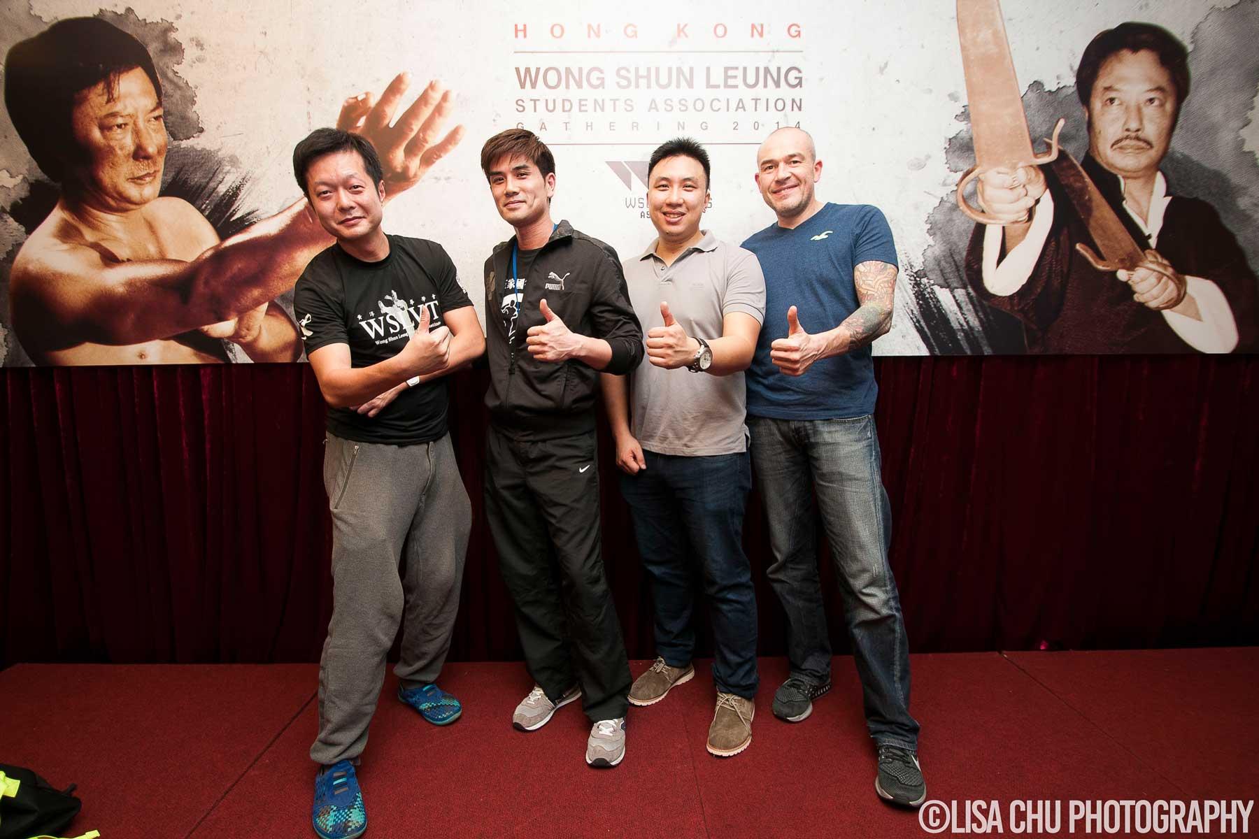 Sifu John Wong / Philip Ng / David Phoong / Michael Mehle
