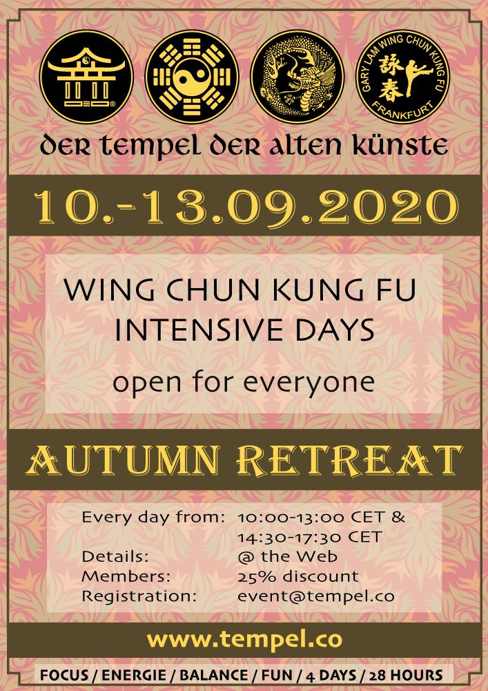 Herbst-Retreat