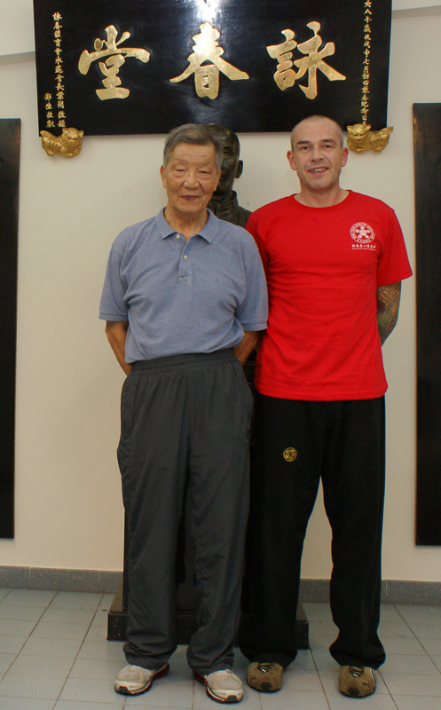 Ip Man's Sohn Ip Ching