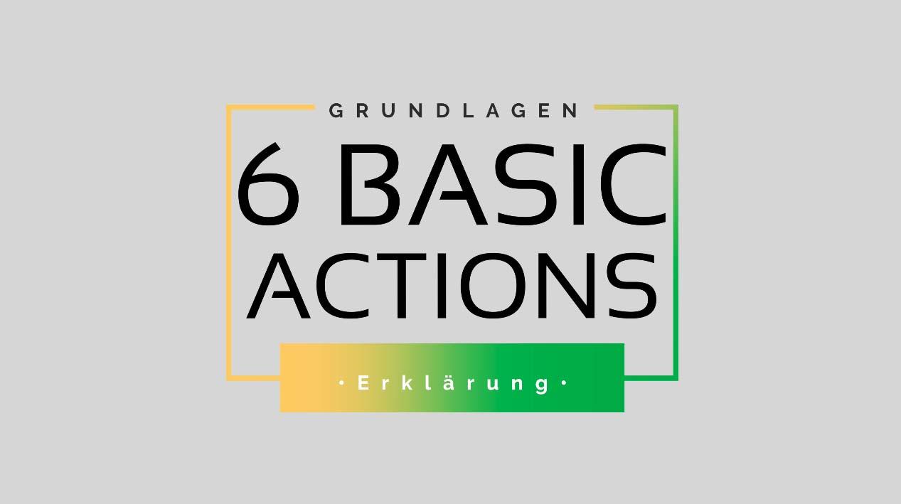 6 Basci Actions
